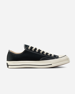 Converse Chuck Taylor All Star 70 Low Black Womens Sneaker 144757