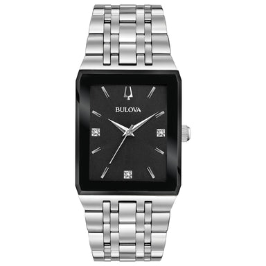 Bulova Quadra Collection 96D145