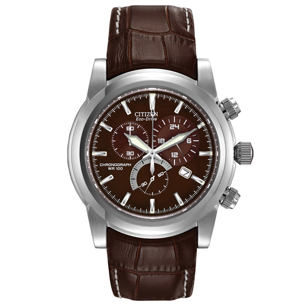 Citizen Eco-Drive Sport Chronograph AT0550-11X