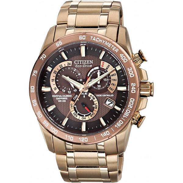 Citizen Eco-Drive Perpetual Chrono A-T AT4106-52X