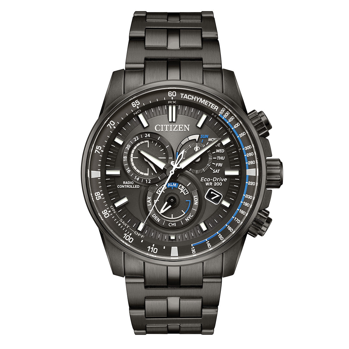 Citizen Eco-Drive PCAT Perpetual Chrono A-T AT4127-52H
