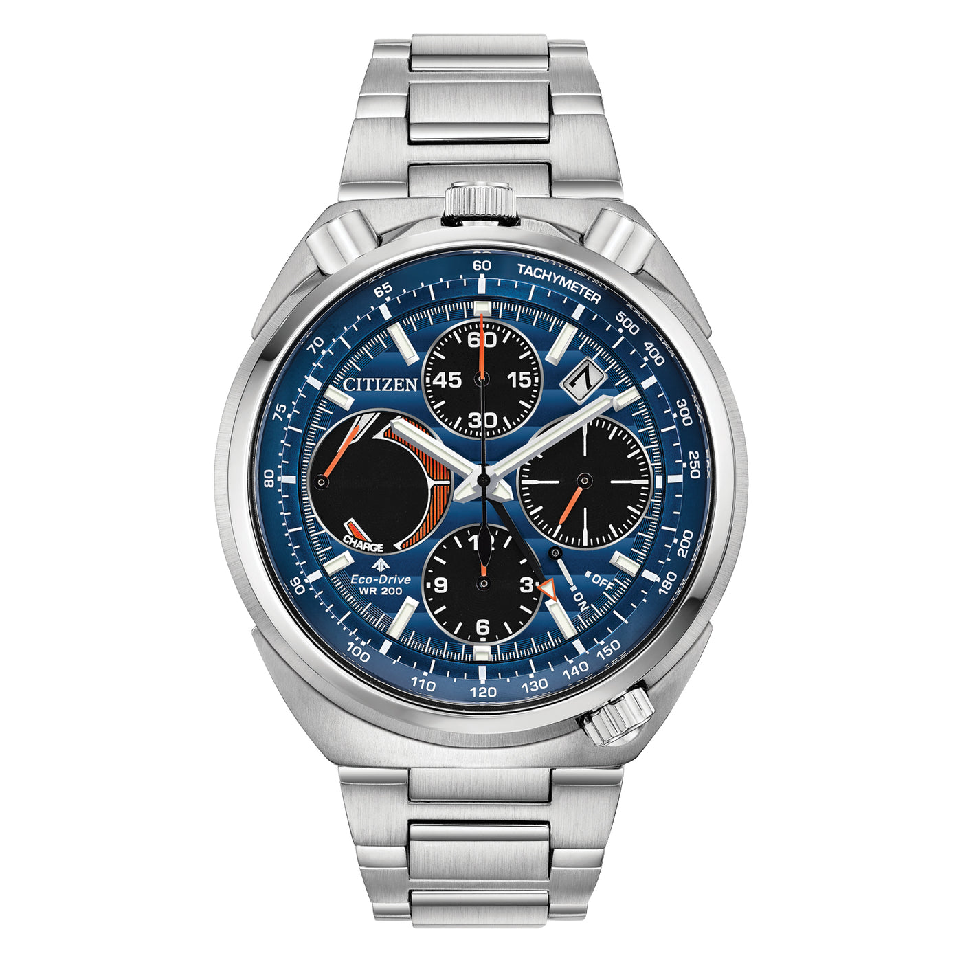 Citizen Eco-Drive Promaster Tsuno Chronograph Racer Collection AV0070-57L