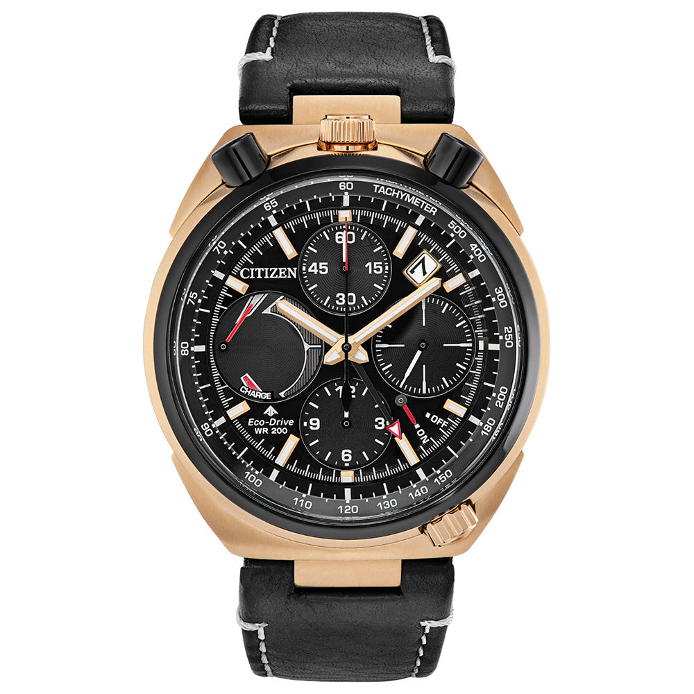 Citizen Eco-Drive Limited Edition Promaster Tsuno Chronograph Racer Collection AV0073-08E