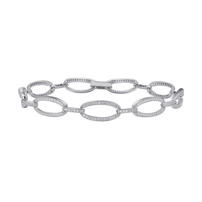 Lafonn Signature Lassaire Simulated Diamond Bracelet B0005CLP
