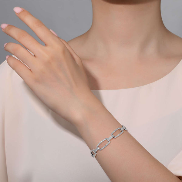 Lafonn Signature Lassaire Simulated Diamond Bracelet B0006CLP