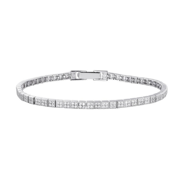 Lafonn Signature Lassaire Simulated Diamond Art Deco Bracelet B0007CLP