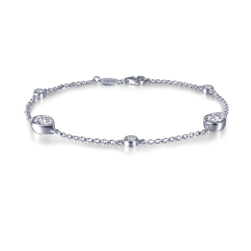 Lafonn Signature Lassaire Simulated Diamond Chain Bracelet B0023CLP