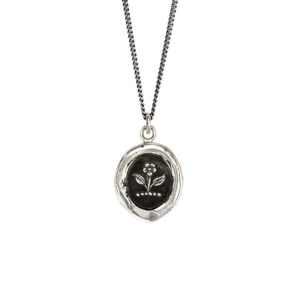 Pyrrha-Beauty & Strength Talisman Necklace