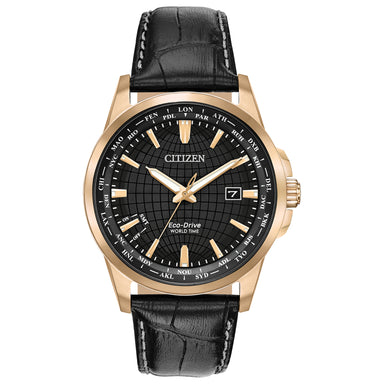 Citizen Eco-Drive World Time BX1003-08E