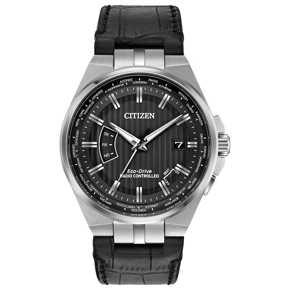 Citizen Eco-Drive World Perpetual A-T CB0160-00E