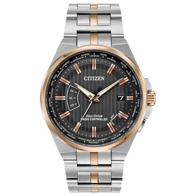 Citizen Eco-Drive World Perpetual A-T CB0166-54H