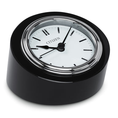 Citizen Workplace White Table Clock CC1005