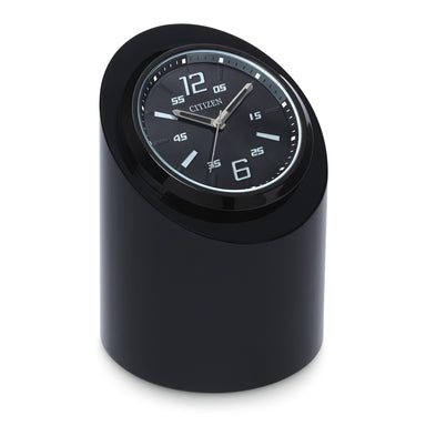 Citizen Workplace Black Table Clock CC1010
