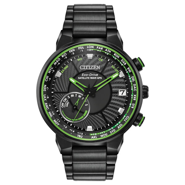 Citizen Eco-Drive Satellite Wave GPS CC3035-50E
