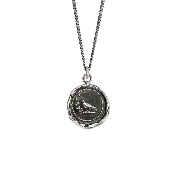 Pyrrha-Creativity Talisman Necklace
