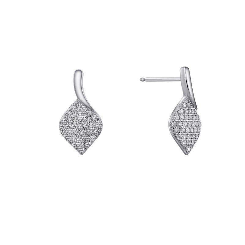 Lafonn Signature Lassaire Simulated Diamond Drop Earrings E0061CLP