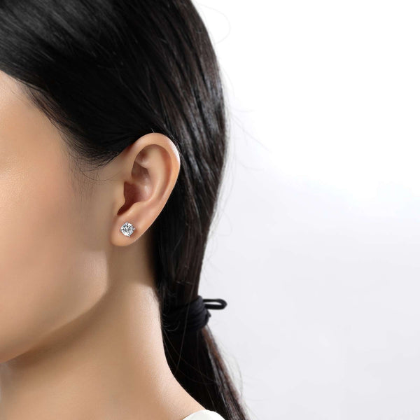 Lafonn Signature Lassaire Simulated Diamond 2.00ct Stud Earrings E0180CLP