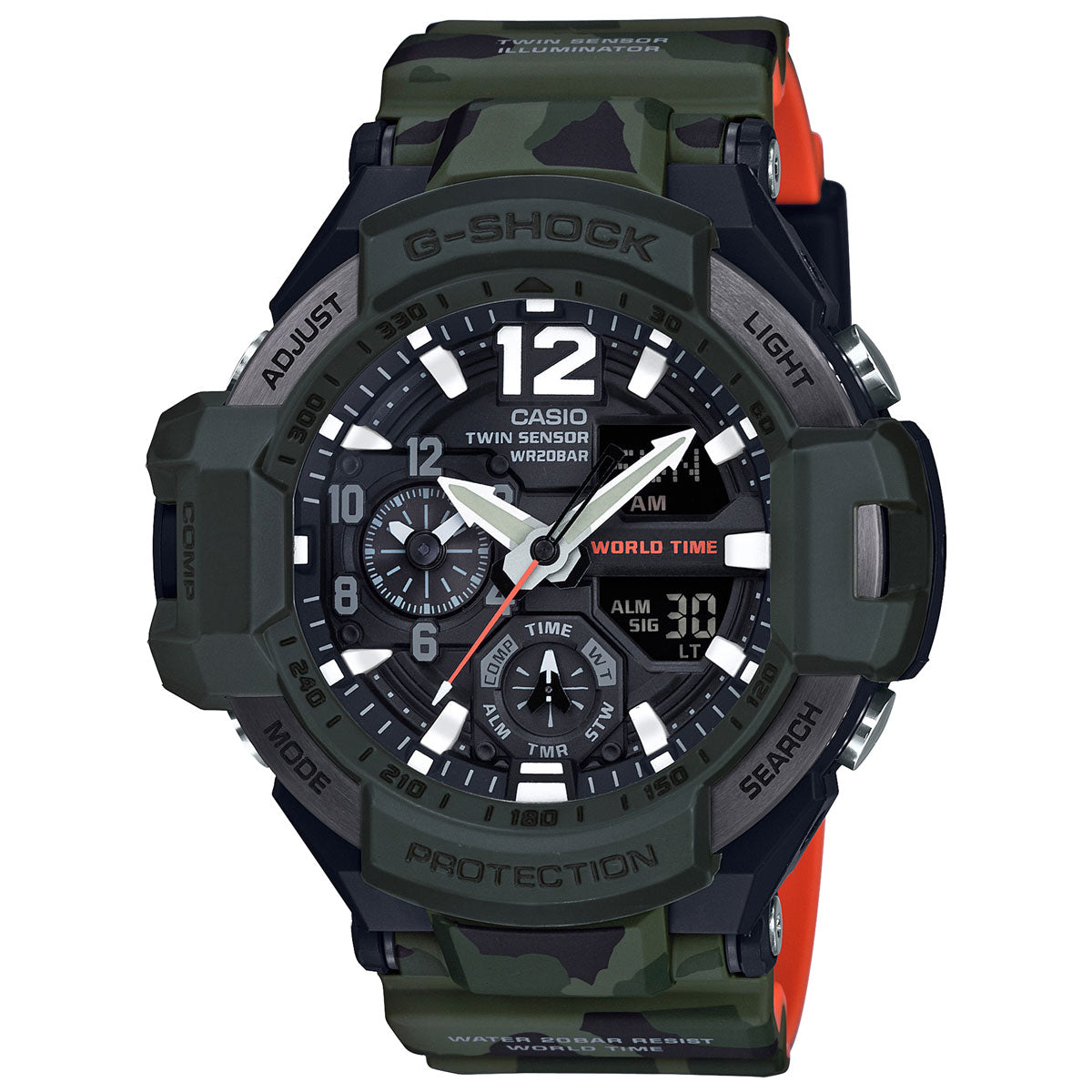 G-Shock Gravity Master Series GA1100SC-3A