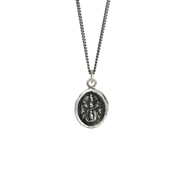 Pyrrha-Lean On Me Talisman Necklace