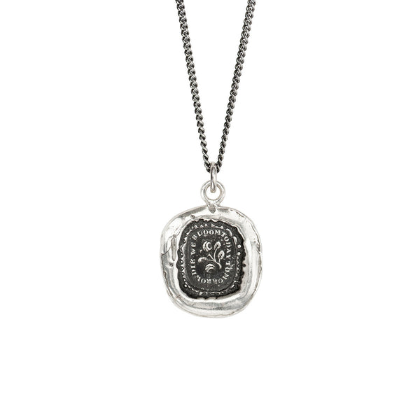 Pyrrha-Live For Today Talisman Necklace