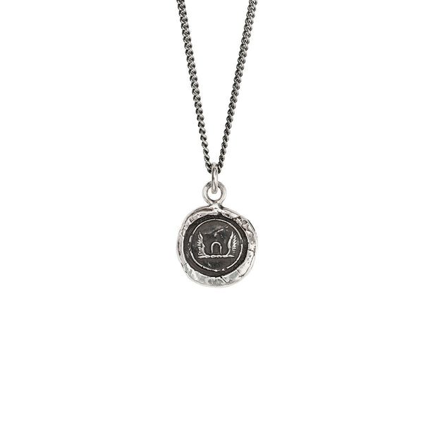 Pyrrha-Luck & Protection Talisman Necklace