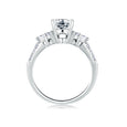 A.Jaffe Classic Triangle Nested Engagement Ring ME1290/42
