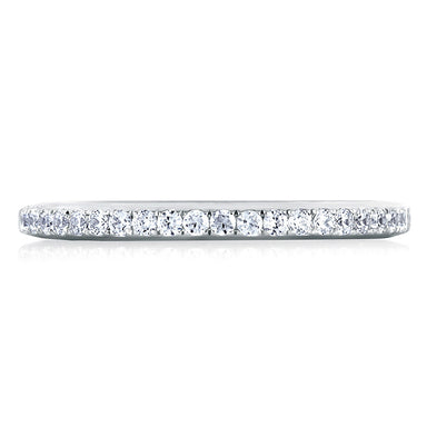 A. Jaffe Classic Pave Set Diamond Band MR1533/25