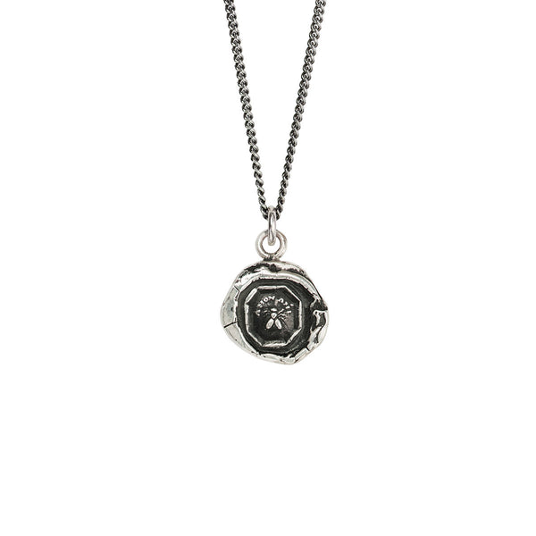 Pyrrha-My Friend Talisman Necklace