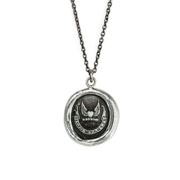Pyrrha-Never Look Back Talisman Necklace