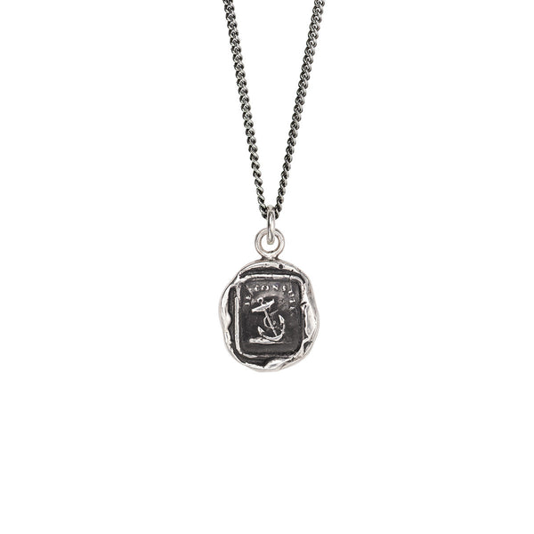Pyrrha-Peace Of Mind Talisman Necklace