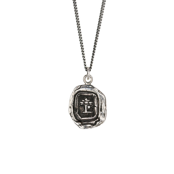 Pyrrha-Potential For Greatness Talisman Necklace
