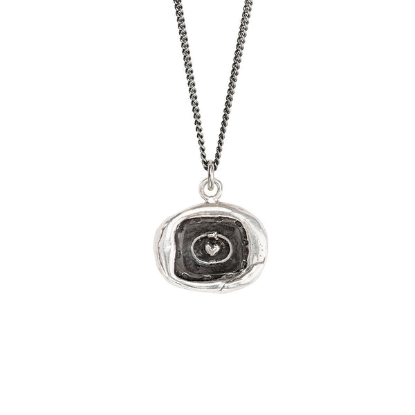 Pyrrha- Endless Love Talisman Necklace
