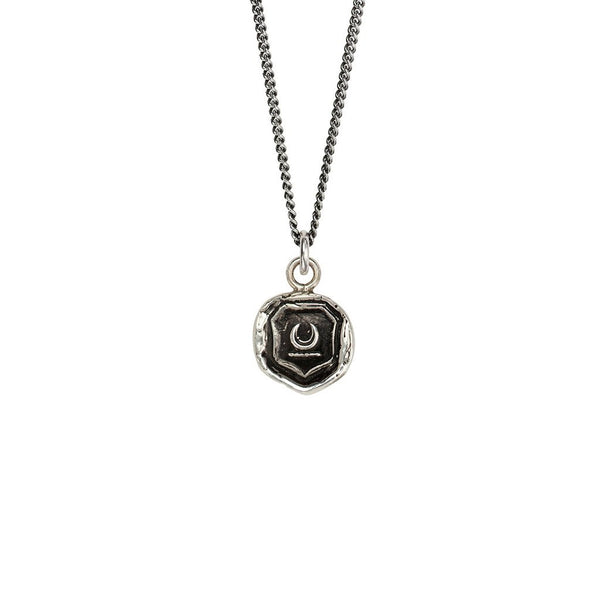 Pyrrha-New Beginnings Talisman Necklace