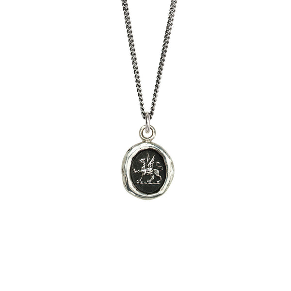 Pyrrha-Spirit Talisman Necklace
