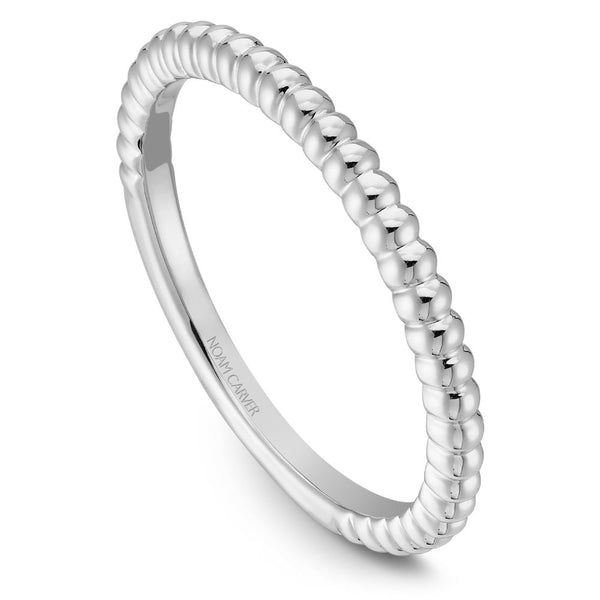 Noam Carver Stackable Collection Beaded Fashion Ring STA4-1