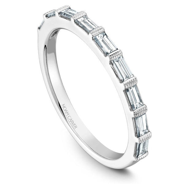 Noam Carver Stackable Collection 0.49cttw. Diamond Fashion Ring STA7-1