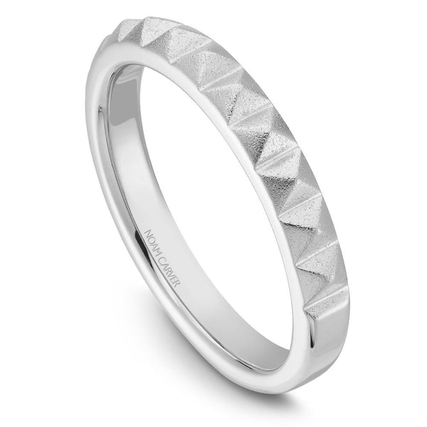 Noam Carver Stackable Collection Geometric Fashion Ring STA8-1