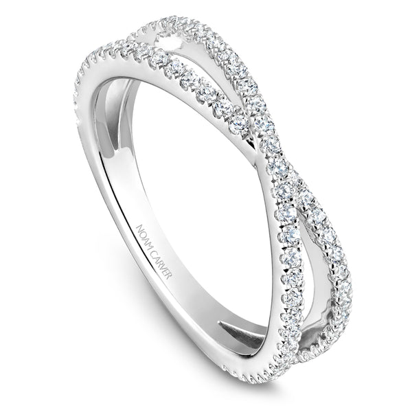 Noam Carver Stackable Collection 0.44cttw. Diamond Fashion Ring STB11-1