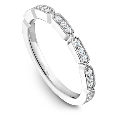 Noam Carver Stackable Collection 0.23cttw. Diamond Fashion Ring STB19-1