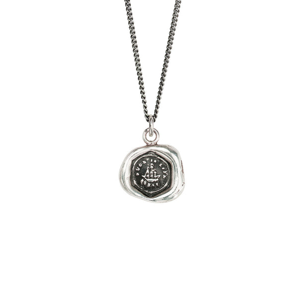 Pyrrha-Such Is Life Talisman Necklace