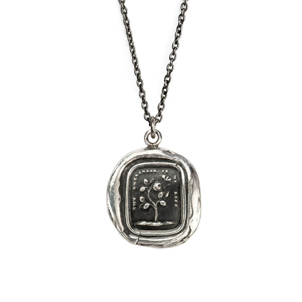 Pyrrha-Sweetness Talisman Necklace