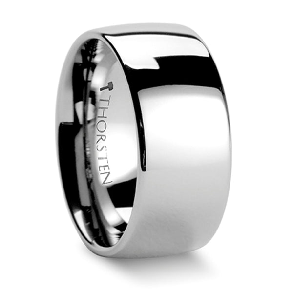 Thorsten Dominus Domed Tungsten Carbide Ring (4-10mm) W6126-DPB