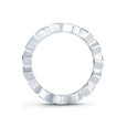 A. Jaffe Bezel Set Princess Anniversary Ring WR0859/73