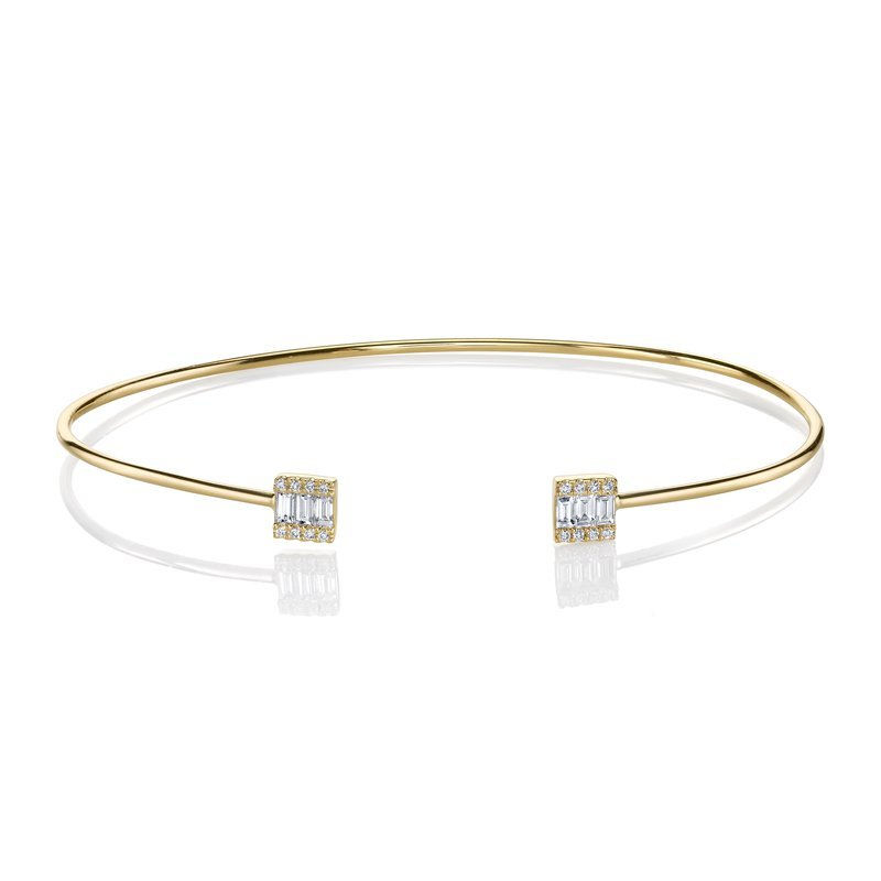 bracelet white gold bangle gabriel diamond bracelets fashion bangles