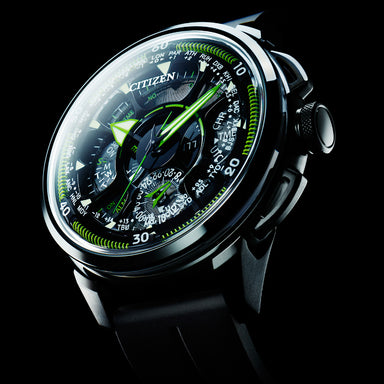 Citizen Eco-Drive Satellite Wave GPS Limited Edition CC7005-16E