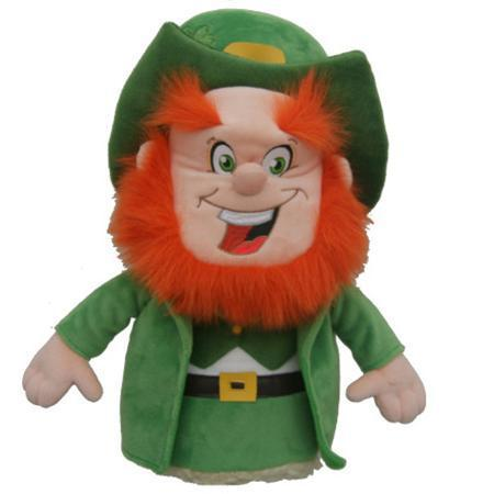 Club Head Cover - Leprechaun Driver Cover