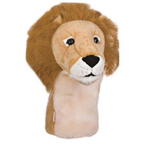 Club Head Cover - Lion Driver Head Cover