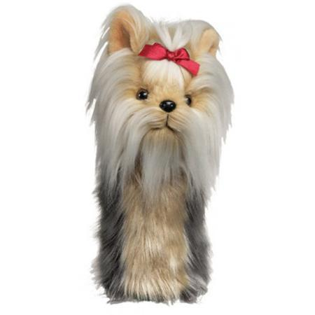 Club Head Cover - Yorkshire Terrier Driver Head Cover