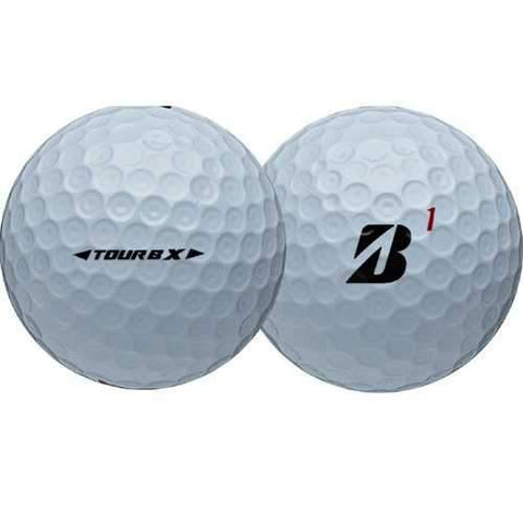 Golf Clubs & Equipment - Bridgestone Tour B X Golf Balls-Dozen White