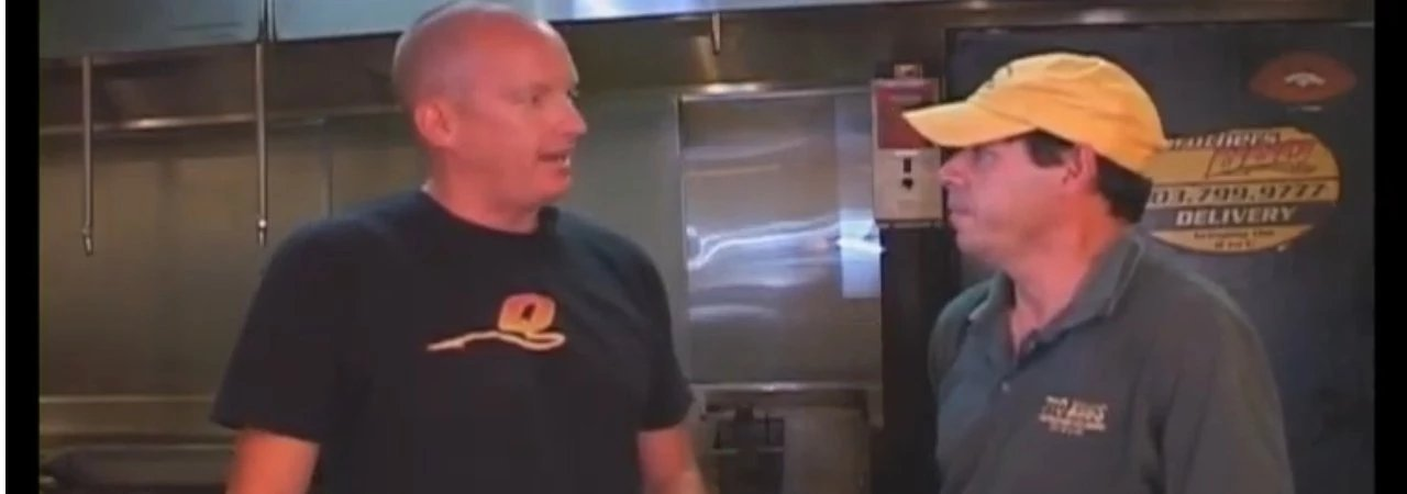 Watch Chris O' Sullivan of Brothers BBQ